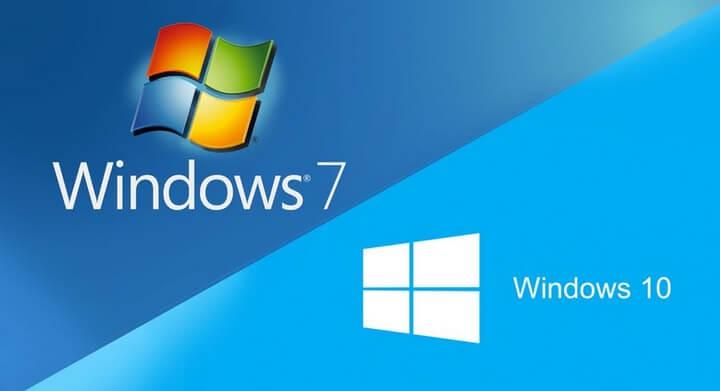 Ondersteuning voor Windows 7 stopt